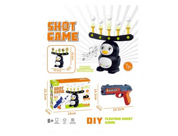 """Игровой набор Shot Game """"Пингвин"""" C933-H30017"""