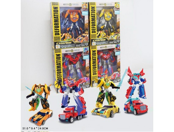"Машинка трансформер ""Anime Hero"" D019-H65019"