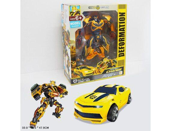 "Машинка трансформер ""Combat Hero"" D019-H65023"