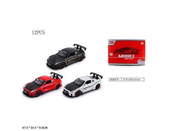 "Машинка ""Nissan"" на батарейках J170-H65063"
