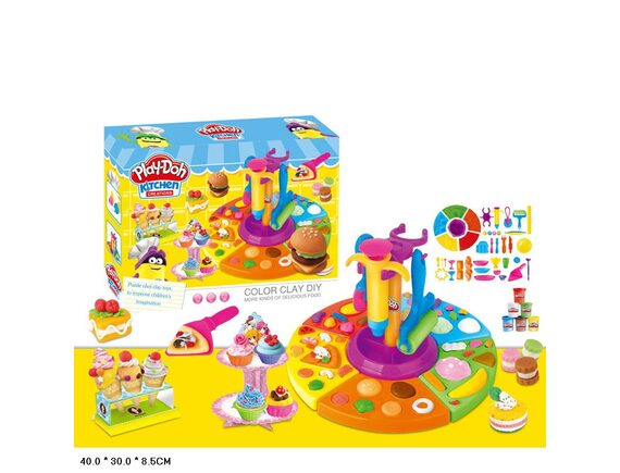 """Игровой набор Play Doh """"Кухня"""" L030-H67007"""