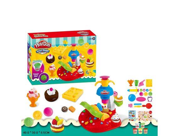 """Игровой набор Play Doh """"Сладости"""" L030-H67012"""