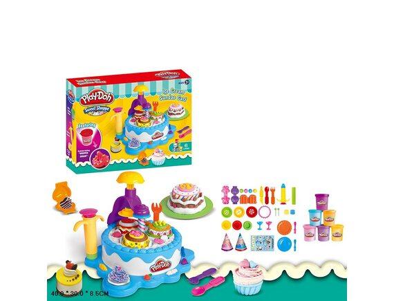 """Игровой набор Play Doh """"Сладости"""" L030-H67014"""