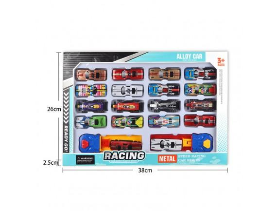 """Машинка метал """"Racing"""" L709-H65003"""