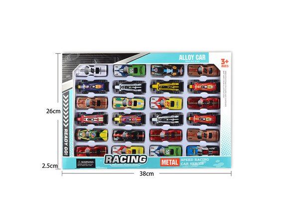 """Машинка метал """"Racing"""" L709-H65004"""