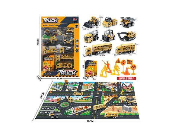 """Игровой набор спецтехника """"Truck"""" M318-H65038"""
