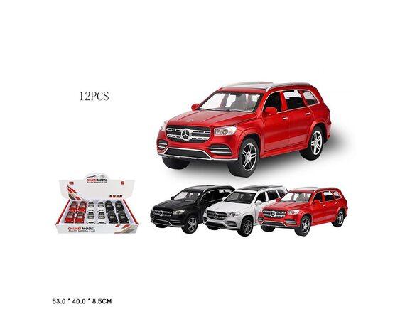 """Машинка метал внедорожник """"Mercedes"""" Q358-H65004"""