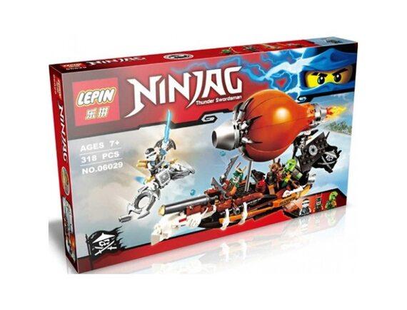 Конструктор LEPIN «Ninja» 06029