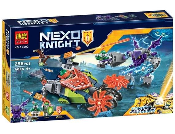 Конструктор BELA Nexo Knight «Слайсер Аарона» 10593