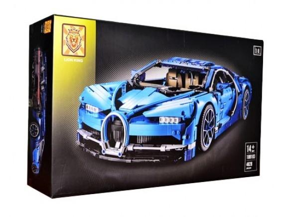Конструктор Lion King 180103 Bugatti Chiron