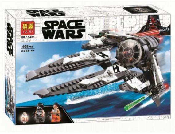 Конструктор LARI Space Wars 11421