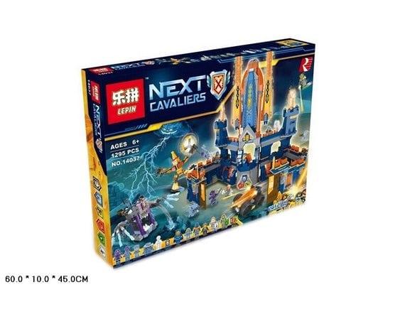 Конструктор LEPIN Королевский замок Найтон 14037