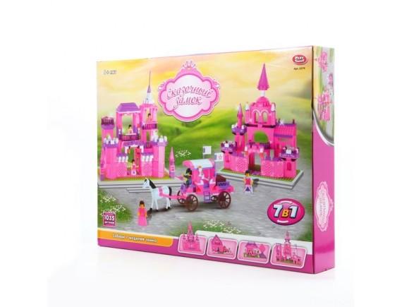 Конструктор Play Smart «Сказочный замок» 2274