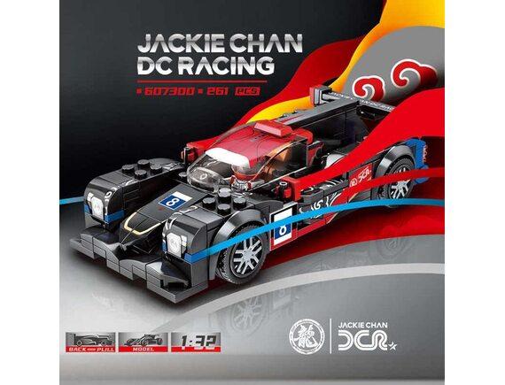 "Конструктор JACKIE CHAN DC RACING ""Спорткар"" 607300"