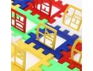 Конструктор 24 дет Пластиковый дом L363