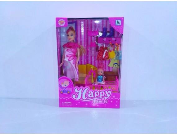 Кукла «Happy Family» 16524