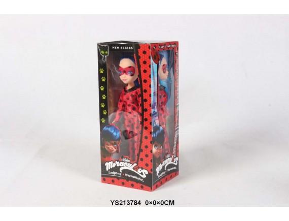 Кукла Леди Баг 6391B - подобрать в ИГРАЙ-ОПТ - магазин игрушек по оптовым ценам. igrai-opt.ru