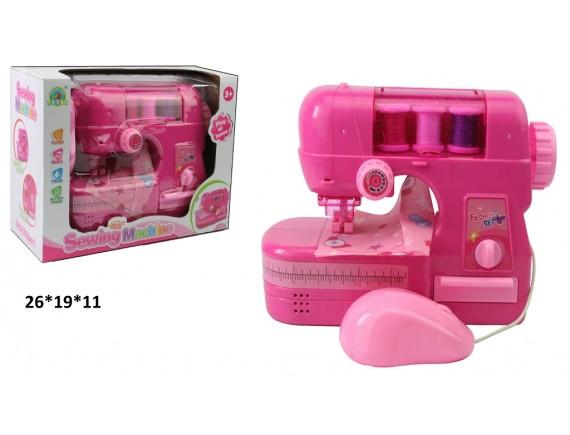 Швейная машинка на бат. в коробке 8802