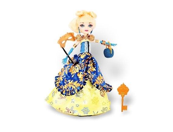 Кукла с аксессуарами (4 вида) A225
