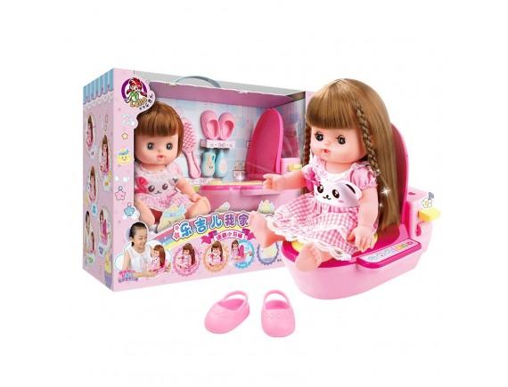 Кукла-пупс с аксессуарами L0487