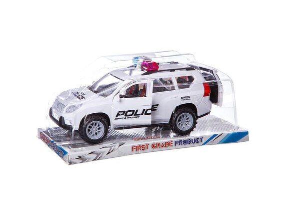 """Машинка инерционная """"Полицейский джип"""" 055-40"""