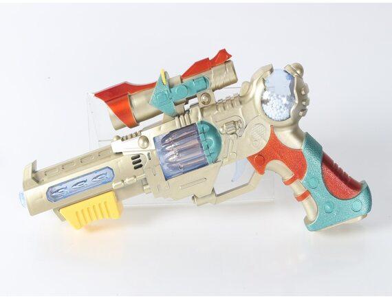 Пистолет на бат. в пакете 326