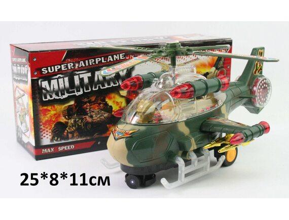 Вертолет на бат. в коробке 3319