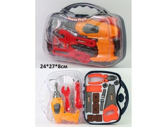 Набор инструментов в чемодане 36778-63