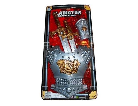 Набор оружия «Гладиатор» 6928B