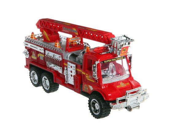 Инерционная пожарная машина 8825-8