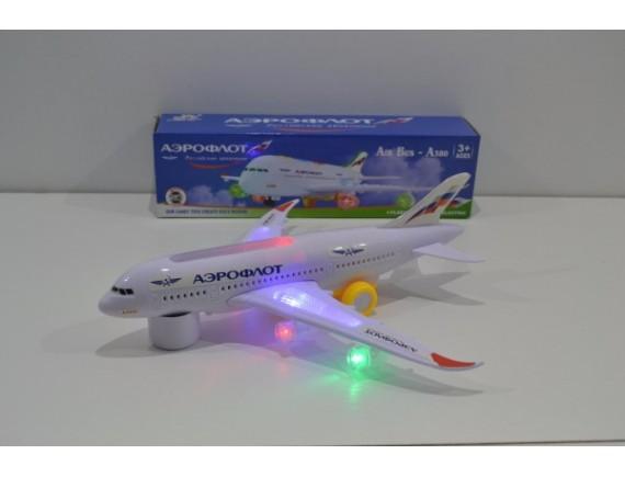 Игрушечный самолет A380-200RU