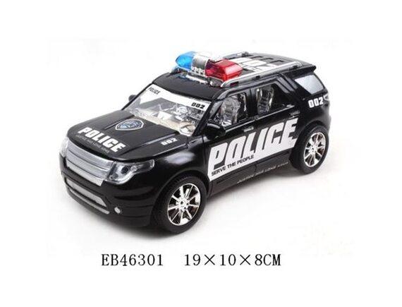 Инерционная машинка американской полиции 100016438