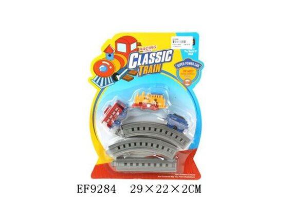 Компактная детская железная дорога 100586614