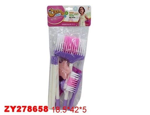 Игровой набор Clianing Kit Хозяюшка для уборки 100612543