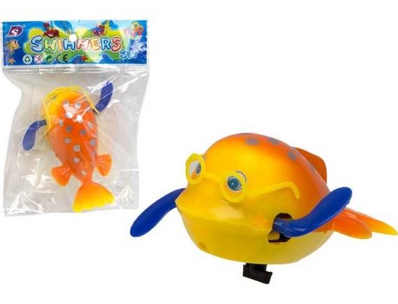 Игрушка для ванной Рыбка в пакете 100676612