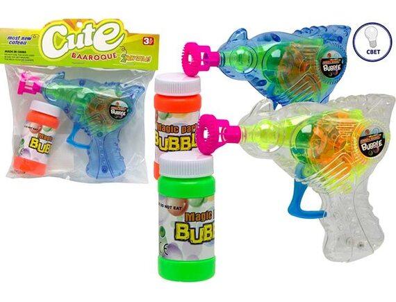 Игрушка для выдувания Мыльные пузыри 100706048