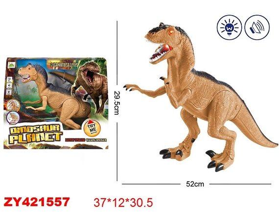 """Игрушка """"Динозавр"""" на батарейках 100814573"""