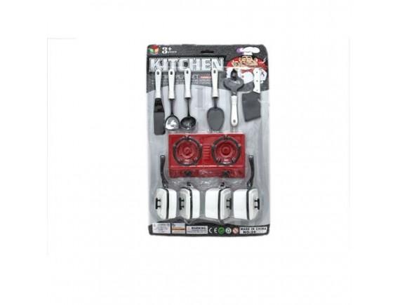 Игровой набор Посудка на блистере 100831107
