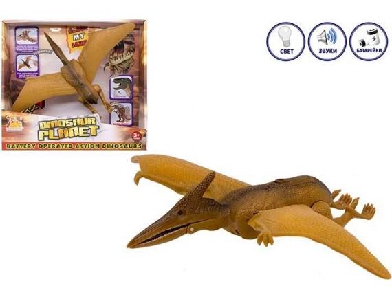 """Игрушка """"Динозавр"""" на батарейках 100888305"""