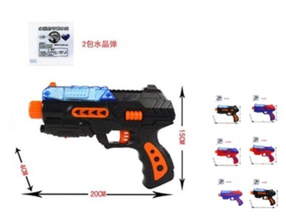 Игровой пистолет - бластер с шариками 100895118