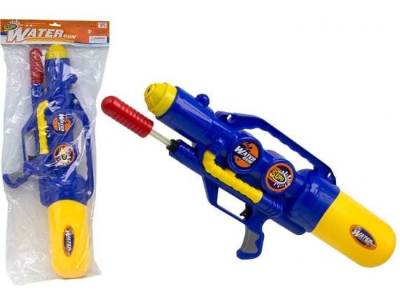 Большая водная пушка Gun Water 55см с помпой в ассортименте 100948483