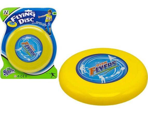 Летающая тарелка Disk Flyers 25см 100955569 - приобрести в ИГРАЙ-ОПТ - магазин игрушек по оптовым ценам