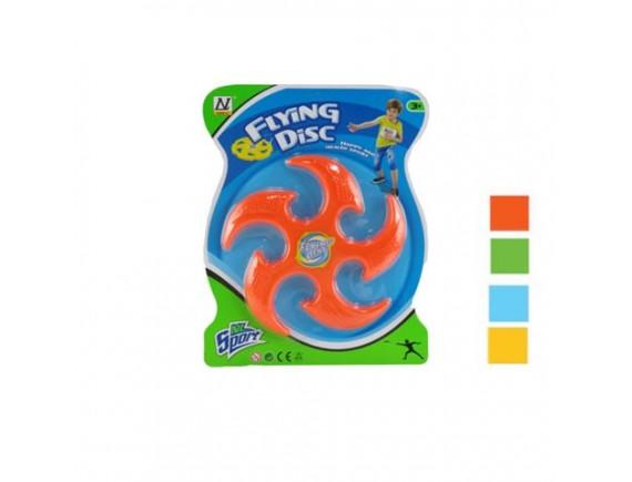 Игрушка Летающая тарелка 100955576 - приобрести в ИГРАЙ-ОПТ - магазин игрушек по оптовым ценам