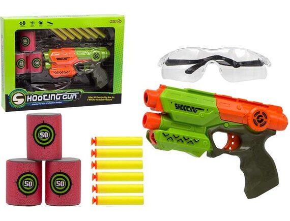 Игрушечное оружие Shooting Gun с мягкими пулями 100989914