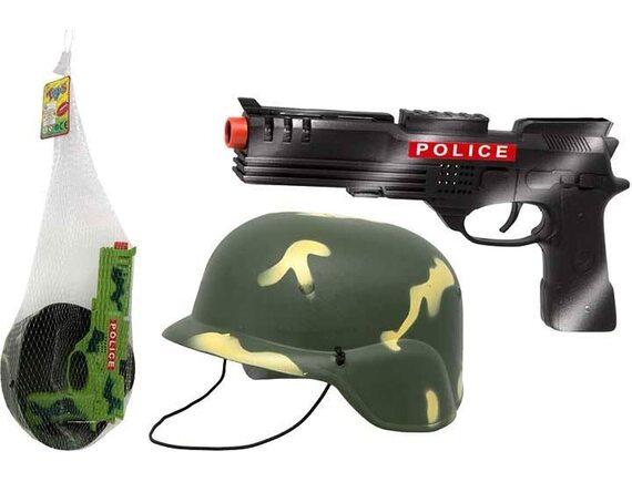 Набор детского оружия в сетке 101009935