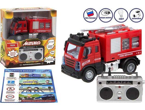 Пожарная машинка Motorro на радиоуправлении 103701