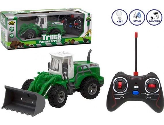 Машинка - бульдозер Motorro на радиоуправлении 1201130
