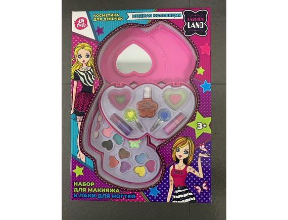 Набор детской декоративной косметики TM LAPULLI KIDS 121017
