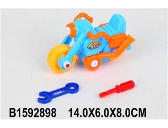Мотоцикл - конструктор Racer в пакете 1592898