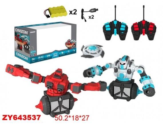 Игровой набор Битва роботов 200057268